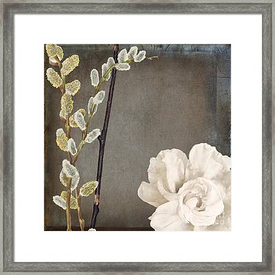 India II Framed Print by Mindy Sommers