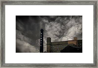 Industrial Framed Print by Martin Newman
