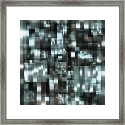 industrialLight 1 Framed Print by Harry Hunsberger