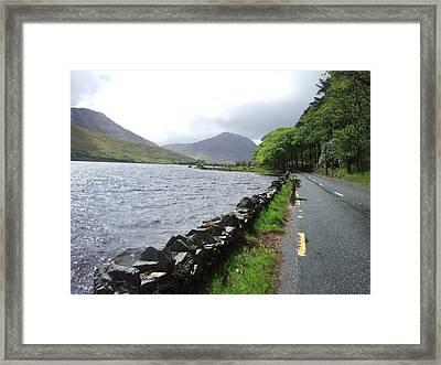 Ireland Beauty Framed Print by Jeanette Oberholtzer