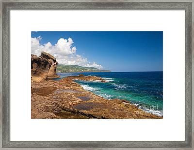 Islands Framed Print by Gaspar Avila