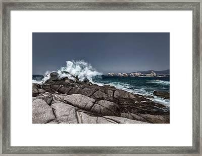 Isolella - Corsica Framed Print