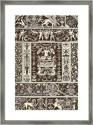 Italian Renaissance Framed Print