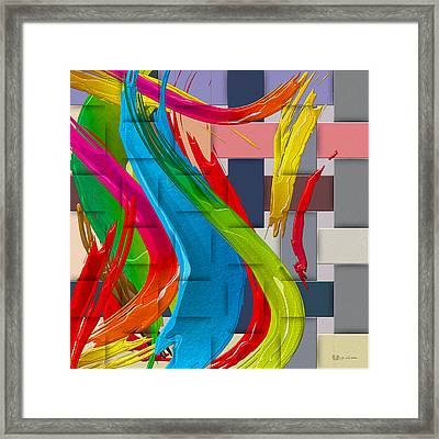 It's A Virgo - The End Of Summer  Framed Print