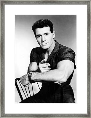 Jack Lalanne, 1960s Framed Print by Everett