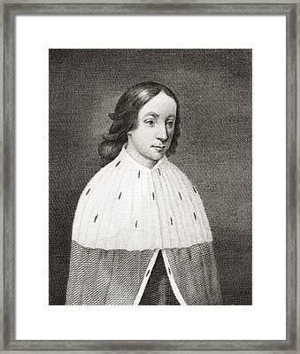 James Iv, King Of Scots, 1473 Framed Print