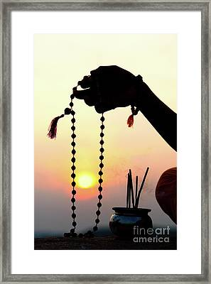 Framed Print featuring the photograph Japa by Tim Gainey
