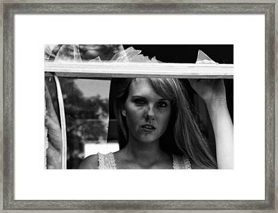 Jessica Framed Print by Off The Beaten Path Photography - Andrew Alexander