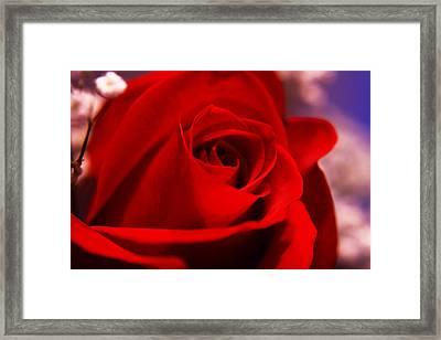 Joanna Angel Framed Print