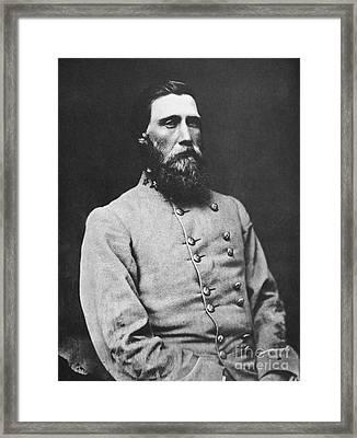 John Bell Hood (1831-1879) Framed Print by Granger