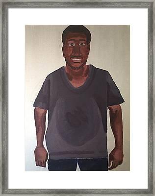 Joshua Maddison Framed Print