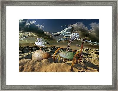 K205 Framed Print by Radoslav Penchev