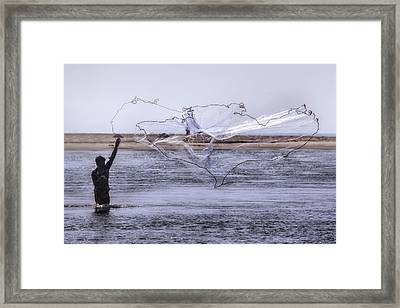 Kochi - India Framed Print by Joana Kruse