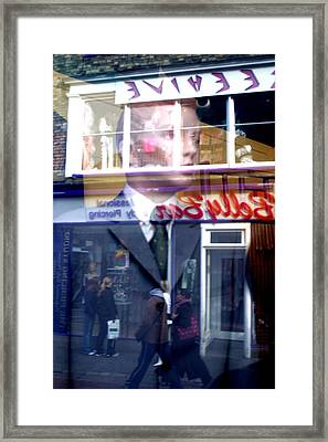 Kristian Framed Print by Jez C Self