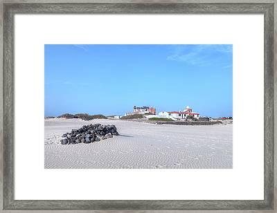 La Concha - Fuerteventura Framed Print by Joana Kruse