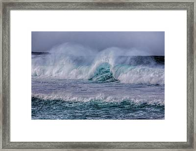 La Santa - Lanzarote Framed Print by Joana Kruse