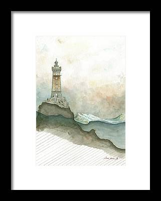 Lighthouse Framed Prints