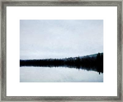 Lac Le Jeune Framed Print
