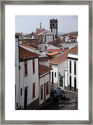 Lagoa - Azores Islands Framed Print by Gaspar Avila
