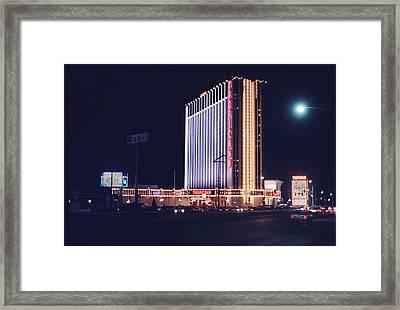Las Vegas 1980 #3 Framed Print