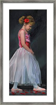 Lauren Grace Framed Print by Doug Kreuger