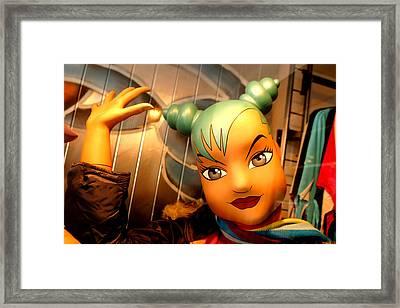 Lazza Framed Print by Jez C Self