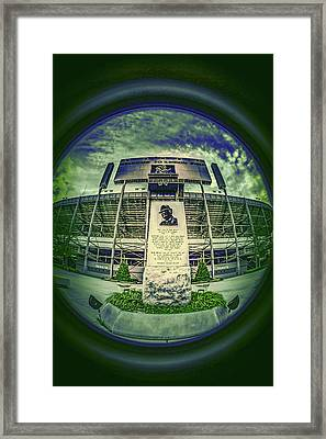 Legion Field Framed Print