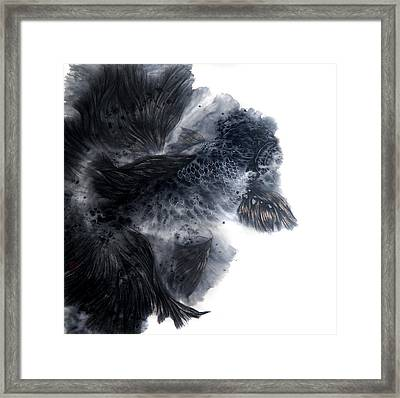 Leisurely And Carefree I Framed Print by Chien-yu Chen