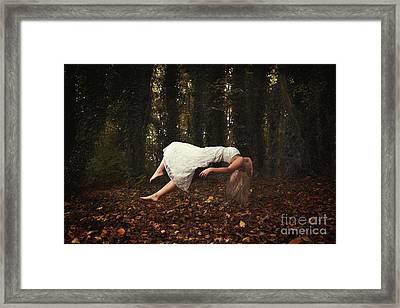Levitate Framed Print