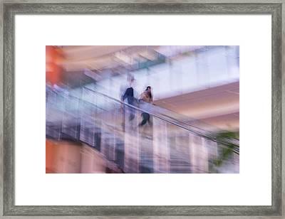 Life In The Fast Lane Framed Print