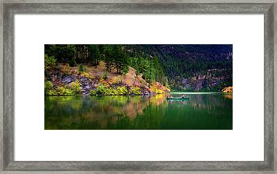 Framed Print featuring the photograph Life Is But A Dream by John Poon
