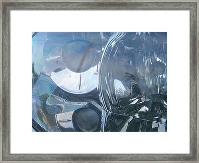 Light Framed Print by Melody Anderson