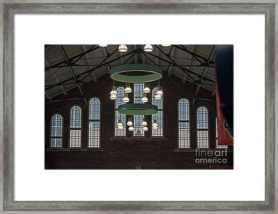 Lights Framed Print by Joseph Yarbrough