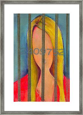 Lindsays Lows Framed Print by Ricky Sencion