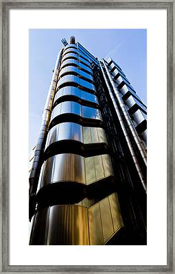 Lloyds Of London  Framed Print by David Pyatt