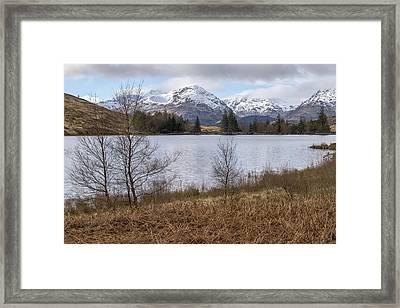 Loch Arklet Framed Print by Jeremy Lavender Photography