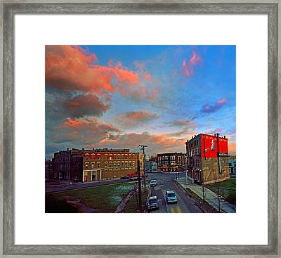 Loomis At Fuller Framed Print