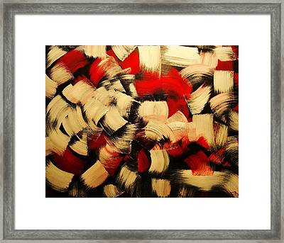 Louis World Framed Print by Chris Brightwell