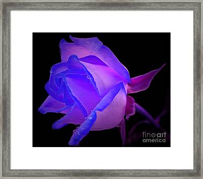 Love Always Framed Print by Krissy Katsimbras