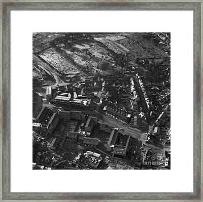 Lye - Wollescote Cemetery    #1115 Framed Print by William Hart