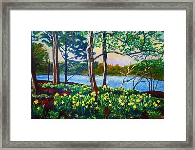 Magical Moment Framed Print by Michael Durst
