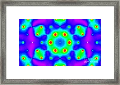 Magnetic Monopole Framed Print by NIST/Science Source