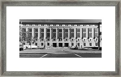 Main Library - San Francisco Framed Print by L O C