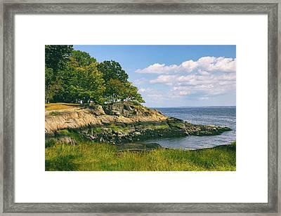 Manor Park  Framed Print by Jessica Jenney