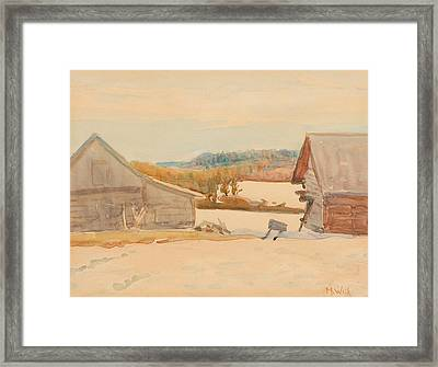 Maria Wiik Framed Print by MotionAge Designs