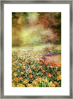 Framed Print featuring the photograph Masquerade by Diana Angstadt