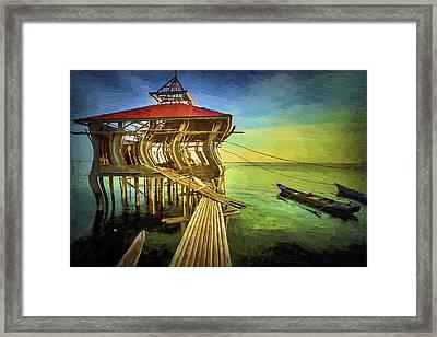 Maumere 1 Framed Print