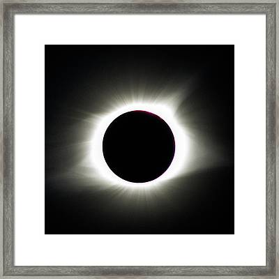 Maximum Totality Framed Print
