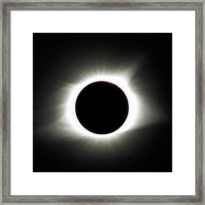 Maximum Totality Framed Print