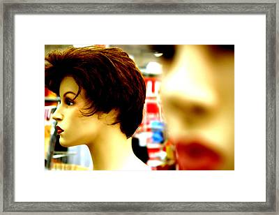 May Framed Print by Jez C Self